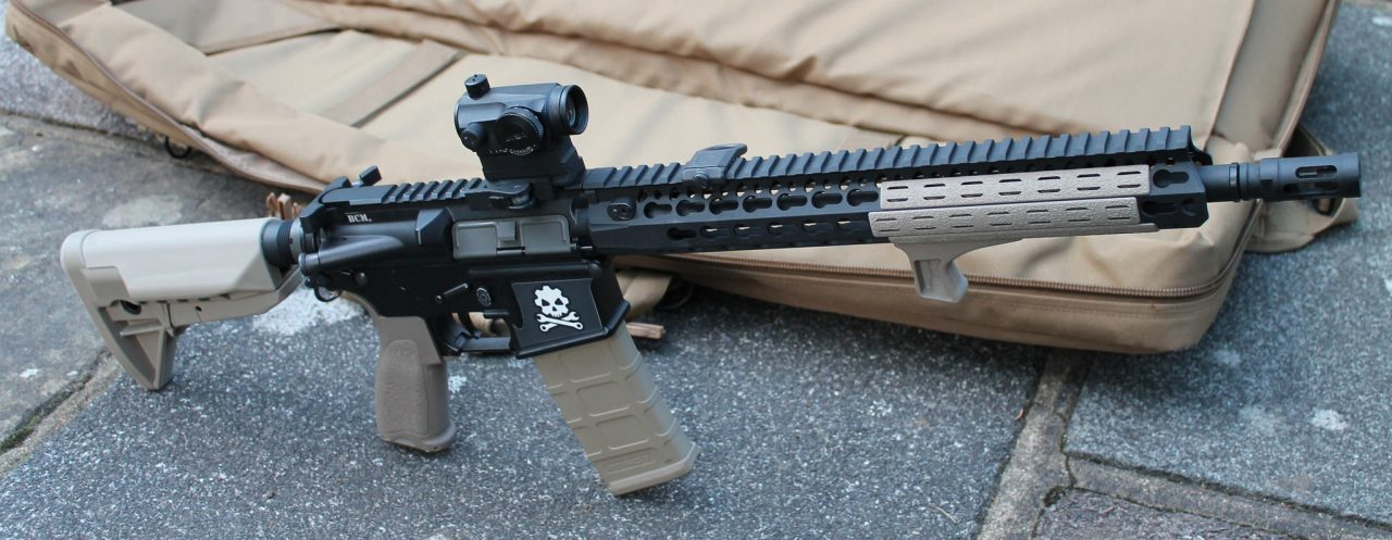 14 5″ Airsoft BCM-KMR Build – The Full 9